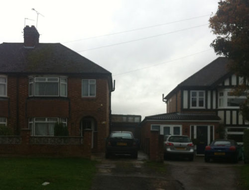 Periwinkle Lane – Two Storey Rear Side Extension